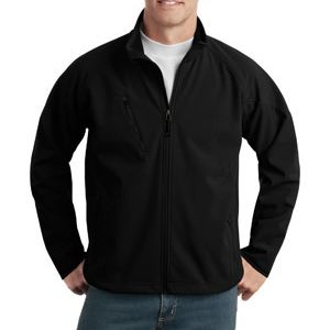 Tall Textured Soft Shell Jacket Thumbnail