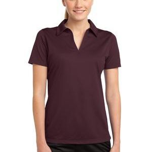 Ladies PosiCharge ® Active Textured Polo Thumbnail