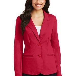 Ladies Knit Blazer Thumbnail