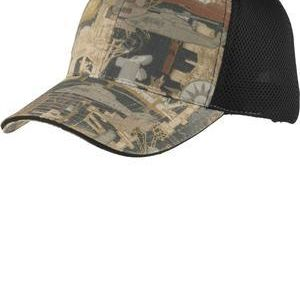 Camouflage Cap with Air Mesh Back Thumbnail