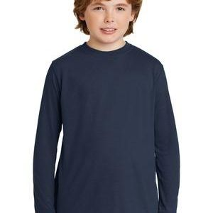 Youth Gildan Performance ® Long Sleeve T Shirt Thumbnail