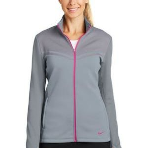 Ladies Therma FIT Hypervis Full Zip Jacket Thumbnail