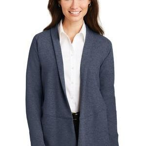 Ladies Interlock Cardigan Thumbnail