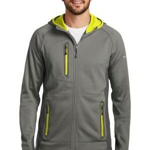® Sport Hooded Full Zip Fleece Jacket Thumbnail