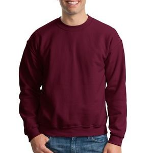 Maroon Port /& Company Crewneck Sweatshirt XS PC90Y